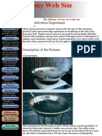 Salt Volatilization Experiment