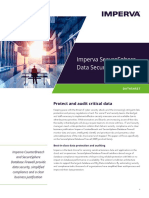 DS SecureSphere Data Security