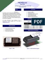 Nano Imu Data Sheet