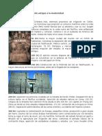 Breve Cronología Del Mundo Antiguo a La Modernidad (2)