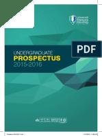 Ump Prospectus 2015 2016