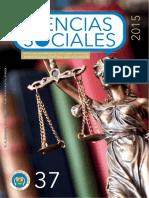 Revista Ciencias Sociales 37