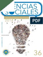 Revista Ciencias Sociales 36