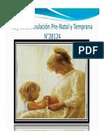 Ley de Estimulación Pre Natal y Temprana N°28124 GIOVANA ALVAREZ