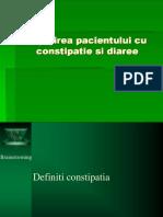 Constipatie Si Diaree1