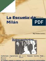 Escuela de Milan