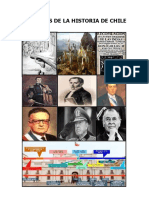 Visiòn General de La Historia de Chile