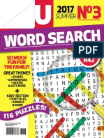 You Word Search Issue 3 Summer 2017