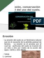 Erosión, Conservación y Control Del Uso Del suelo Expo