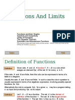 Function and Limit
