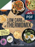 Low Carb en El Thermomix. Anne Lange - PDF