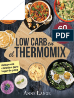 Low Carb en El Thermomix. Anne Lange - PDF