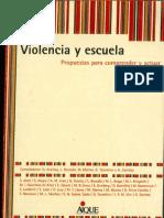 VIOLENCIA Y ESCUELA.pdf