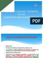 Aspectos Legales y Tecnicos de Aa e Insp. Amb.