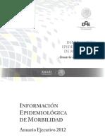 Información Epidemiológica de Morbilidad