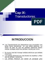 Cap IX Transductores