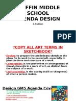 agenda design ppt