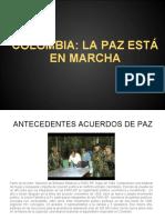 Colombia Granada Labores