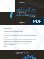 7 atitudes para ser alta performance goffi