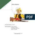 TALLER Marionetas Literarias