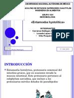 Entanmoeba Histolytica