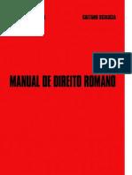 Alexandre Correia e Gaetano Sciascia - Manual de Direito Romano.pdf