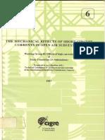 CIGRE-Efectos Mecanicos Por Corrientes de Cortocircuito en Subestaciones