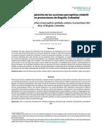 Acciones Perceptivas Simbólicas en Preescolares Evaluación-2016-González Quintanar Solovieva