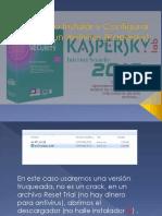 Como Instalar y Configurar Un Antivirus (Kapersky) (1)