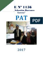 Ediciones Previas Plan Anual de Trabajo de la I.E. N° 1156-JSBL-Ccesa007