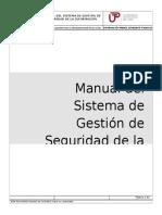 Manual de Implementacion Del Sistema de Gestion de Seguridad de La Informacion