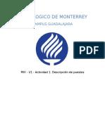 MIV - U1 - Actividad 1. Descripción de Puestos