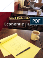 Rubinstein - Economic Fables