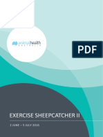 Animal Health Australia - Exercise SheepCatcher II