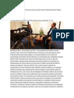 24.02.17 Inicio Principal a Donald Trump Hay Que Hacerlo Sentir Financieramente- Rafael Moreno