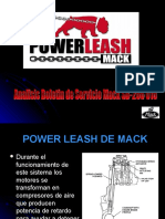 6. Mack. Power Leash. Principio