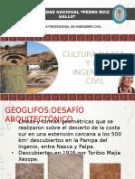 Cultura Nazca y la ingeniería Civil