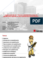 Administracion (planificacion)  (power point)