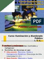 CLASE 2. FUENTES LUMINOSAS Y NIVELES DE ILUMINANCIA.ppt
