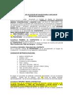 Contrato de Alquiler de Maquinaria-Excavadora-2017