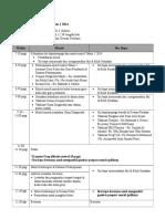 Aturcara Orientasi Tahun 1 2014 Terkini (1)