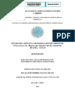 MONOGRAFIA-ESTADO DEL ARTE EN LA DENOMINACION DEL ORIGEN DE prunus persica HUAYCO ROJO.pdf