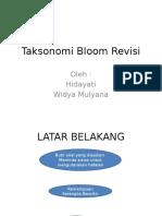 Taksonomi Bloom R