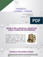Modelo Volúmen Carga