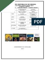 Lecturas Complementarias 2017