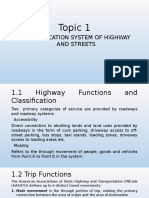 1. Road Classification  Design.pptx