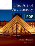 SEMANA 3 - Donald Preziosi - The Art of Art History - Winckelmann