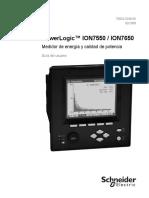 Manual de Usuario Ion7650