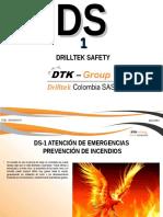 DS-1 Prev de Incendios