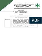 1.1.1.1 Sk Standar Pelayanan Publik